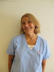 Sykepleier Vigdis Lund Eineteig